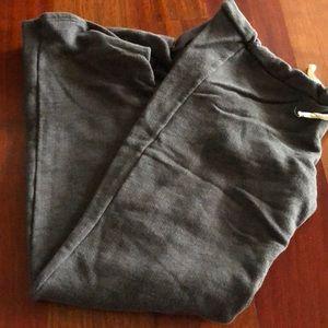 Pinkblush maternity grey comfy/lounge pants